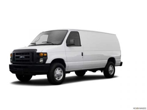 Pre-Owned 2008 Ford E-250 Cargo Van