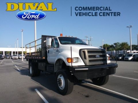 Pre-Owned 2011 Ford F-750SD XL