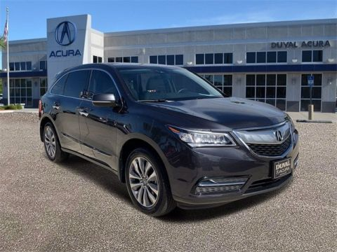 2016 Acura MDX 3.5L w/Technology Package