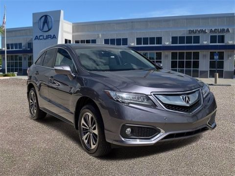 2017 Acura RDX Advance Package Advance Package