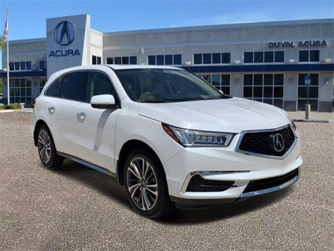 2020 Acura MDX Technology w/Technology Package