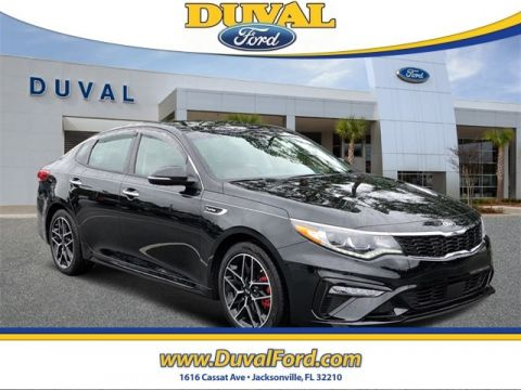 Pre-Owned 2020 Kia Optima SX