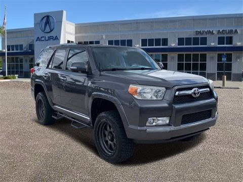 2011 Toyota 4Runner Trail V6